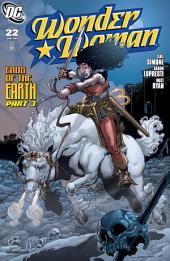 Wonder Woman (2006-) #22