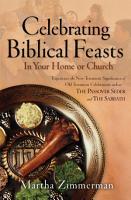 Celebrating Biblical Feasts PDF
