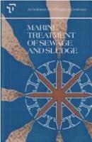 Marine Treatment of Sewage and Sludge PDF