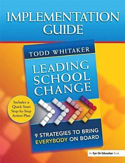 Leading School Change Book