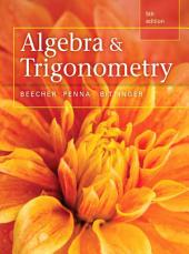 Algebra and Trigonometry: Edition 5