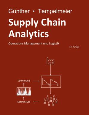 Supply Chain Analytics PDF