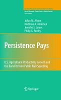 Persistence Pays PDF