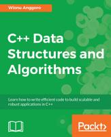 C   Data Structures and Algorithms PDF