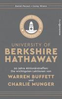 University of Berkshire Hathaway PDF