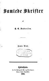 Samlede skrifter af H. C. Andersen: Bind 5–8