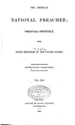 The American National Preacher PDF