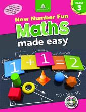 New Number Fun Maths Made Easy – 3