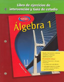 Algebra 1 Spanish Study Guide and Intervention Workbook PDF