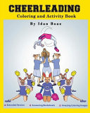 Cheerleading  Coloring and Activity Book  Extended