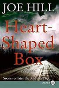 Heart Shaped Box LP Book