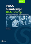 Pass Cambridge BEC Vantage PDF