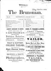 The Brunonian: Volume 10