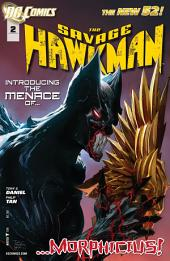 The Savage Hawkman (2012-) #2