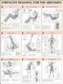 Strength Training Anatomy Abdomen Poster