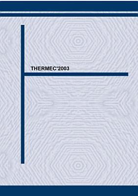 THERMEC'2003