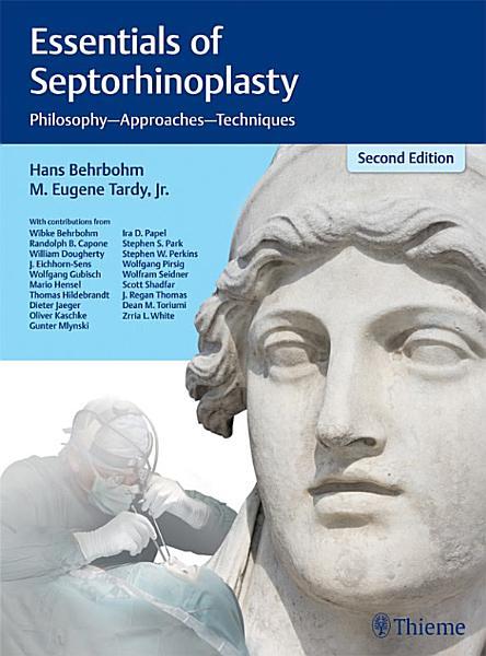 Essentials of Septorhinoplasty Pdf Book