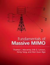 Fundamentals of Massive MIMO