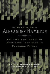 The Many Faces of Alexander Hamilton Book