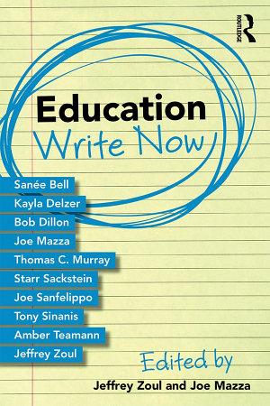 Education Write Now PDF