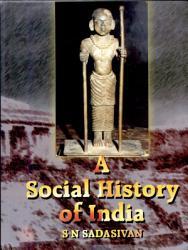 A Social History of India PDF