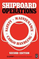 Shipboard Operations  Second Edition PDF