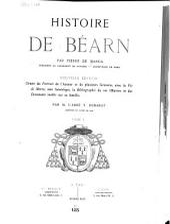 Histoire de Béarn: Volume1