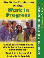 Life Skills Curriculum: ARISE Work in Progress