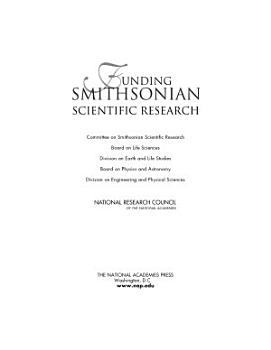 Funding Smithsonian Scientific Research PDF
