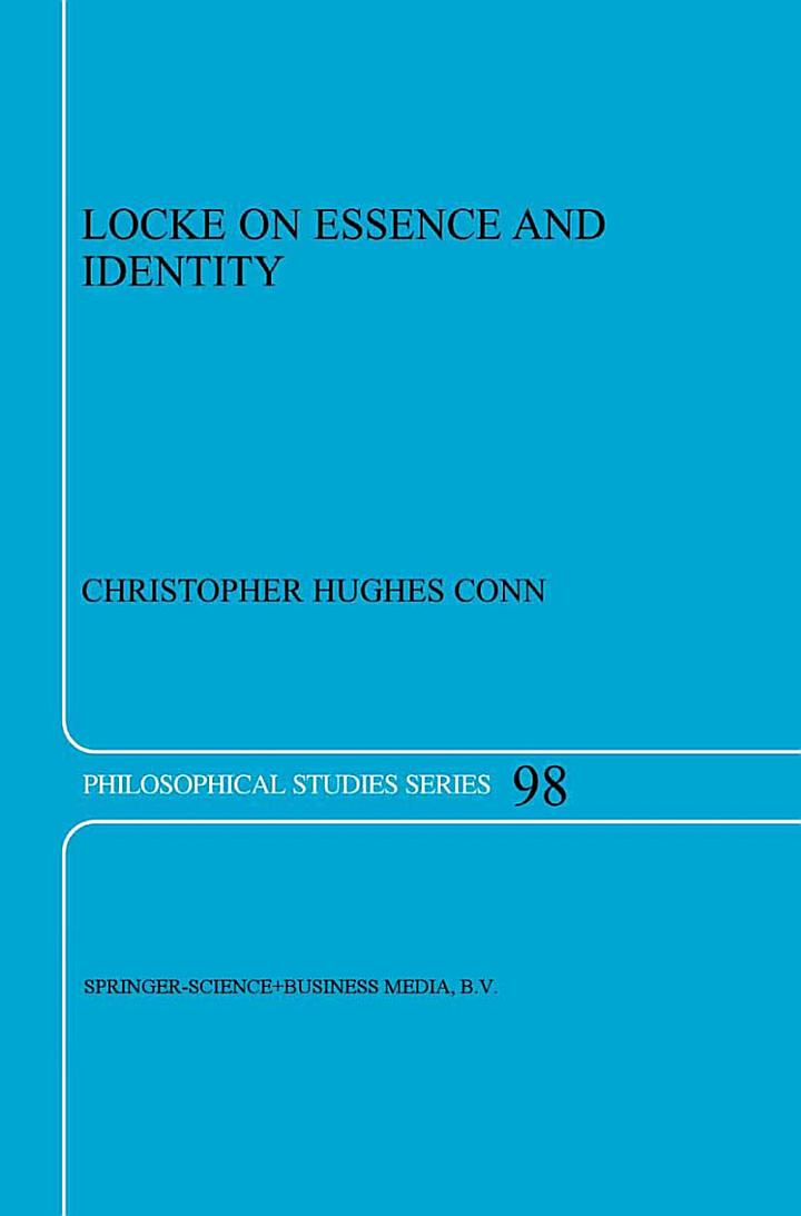 Locke on Essence and Identity