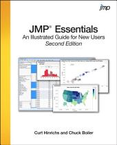 JMP Essentials: An Illustrated Step-by-Step Guide for New Users, Second Edition, Edition 2