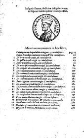 Enchiridion siue Manuale de oratione et horis canonicis: ante annos triginta Sermone hispano conimbricae compositum & aeditum: Deinde Romae anno 1577 recognitum ,auctum, & latinitate donatum ...