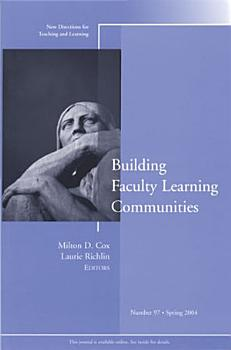 Building Faculty Learning Communities PDF