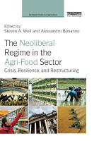 The Neoliberal Regime in the Agri Food Sector PDF