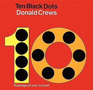 Ten Black Dots Board Book