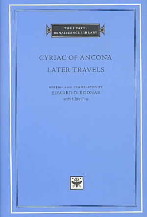 Later Travels