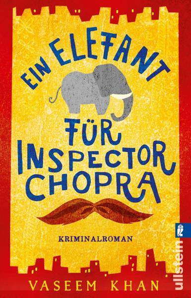 Ein Elefant f  r Inspector Chopra