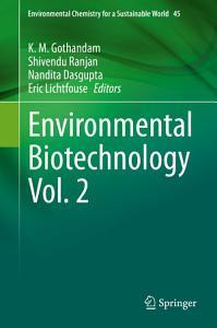 Environmental Biotechnology Vol  2