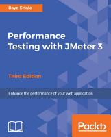 Performance Testing with JMeter 3 PDF