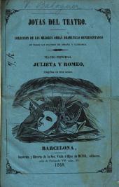Julieta y Romeo: tragedia en tres actos