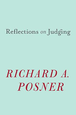 Reflections on Judging PDF