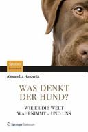 Was denkt der Hund  PDF