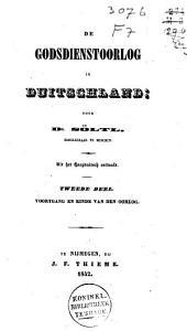 De godsdienstoorlog in Duitsland: Volume 2