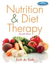 Nutrition   Diet Therapy PDF