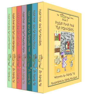 The Award Winning Whimsy Wood 7 Bookset Black Friday Special