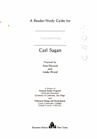 A reader study guide for Cosmos  Carl Sagan PDF