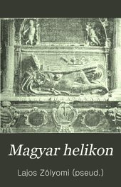 Magyar helikon: 2. kötet,2. rész