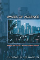 Wages of Violence
