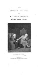 The Minor Poems of William Cowper of the Inner Temple