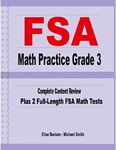 FSA Math Practice Grade 3 PDF